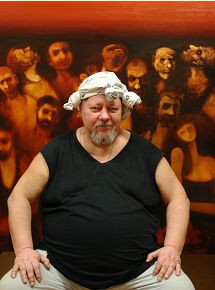 Сергей Воржев. художник. Мысли
